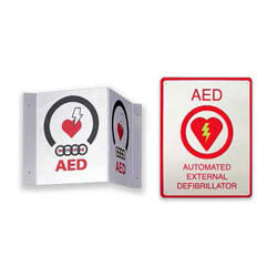 ZOLL AED Sign Package
