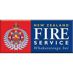 NZ Fire Service Logo