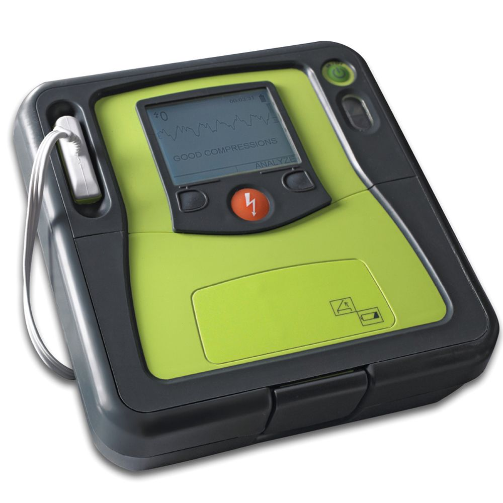 how to use the zoll defibrillator