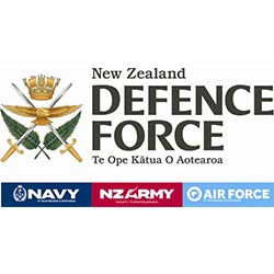 NZ Defence Force Logo