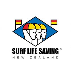 Surf Life Saving New Zealand Logo